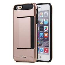 CLIP Case iPhone 5 6 7 Plus Samsung Credit Card Storage Slide Wallet Slim ID