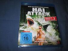 Hai Attack  Neu und OVP  Blu-Ray