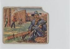 1949 Bowman Wild West Indian Warfare #D-20 Perilous Work Non-Sports Card 2h8