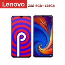 "Lenovo Z5S Smartphone 6,3"" AI Triple Cámara 6GB 128GB Quick Charge Dual SIM"