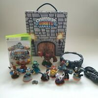 Skylanders Giants Game With Portal And 11 Figurines for Xbox 360