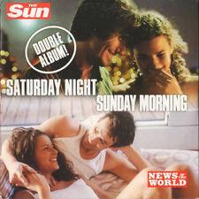 SATURDAY NIGHT SUNDAY MORNING: PROMO 2 CD SET (2005) CECE PENISTON, EVA CASSIDY