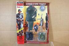 Palitoy Hasbro 34315 Action Man Primera Guerra Mundial Alemán Storm Trooper uniforme conjunto NN