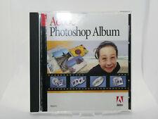 ✔️📀 RETRO ADOBE PHOTOSHOP ALBUM PC SOFTWARE - CD - UK SELLER