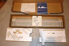 Silver Reed Light Knitter Model Lk100 Knitting Machine