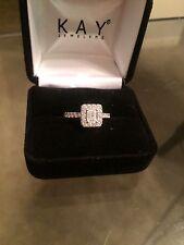 Neil Lane Bridal 1-3/8 ct Diamond Ring 14K White Gold