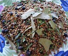 """CORNICHONS 40 g mélange """" fait maison """"(pickling spices)"""