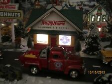 "TRAIN GARDEN HOUSE VILLAGE "" 1953 CHEVY WORK PICK-UP "" + DEPT 56/LEMAX INFO!"