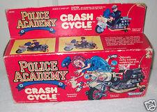 #5421 NRFC Vintage Kenner Police Academy Crash Cycle Vehicle