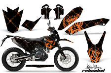 Decal Graphic Kit Wrap For KTM Adventurer 690 Supermoto Enduro 2008-2015 RELOAD