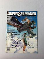 Super 8 Filmaker Magazine March/April 1981 - Vintage Film, Movie Magazine