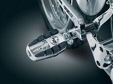 Kuryakyn Zombie Front Foot Peg & Adapter KIT '01-'18 GL1800 & F6B Models