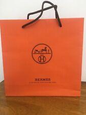 Hermes Paper Gift / Shopping Bag  NEW
