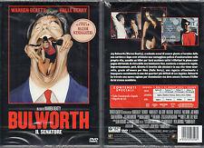 BULWORTH - IL SENATORE - DVD (NUOVO SIGILLATO)