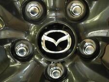 """Genuine 2013-2016 Mazda 3 5 6 CX-5 CX-9 MX-5 Miata 17"""" Alloy Wheel Center Cap"""