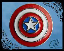 Captain America metal and enamel Shield Pin Badge Pins Infinity Wars