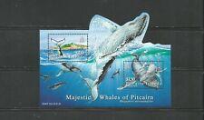 PITCAIRN ISLANDS # 646a   HUMPBACK WHALES