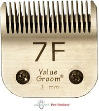 PRO DOG CAT PET GROOMING 7F(7FC) A5 BLADE*Fit Most Oster,Andis,Wahl Clipper*NEW