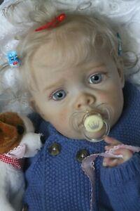 Reborn  Benjamin doll by Natalie Blik .Сertificate748/999.