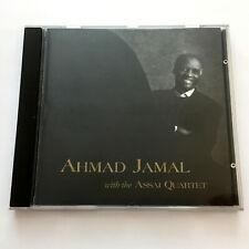 Ahmad Jamal With The Assai Quartet (CD 1997) Roesch Records RR0042
