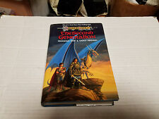 The Second Generation by Tracy Hickman and Margaret Weis SIGNED x2 HC 1st/1st