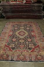 Historical Handmade Semi Antique Kashmar Persian Rug Oriental Area Carpet 10X13