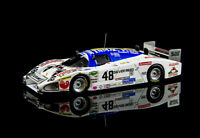 Bizarre Lola T610 #48 - Migault / Kempton - Le Mans 1984 - 1/43