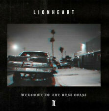 Lionheart - Welcome To The West Coast II CD MADBALL FIRST BLOOD HATEBREED