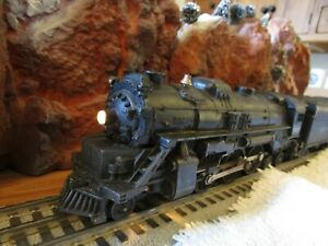 Lionel 2026 Steam Engine 2-6-4 and 6466T tender (1951-53)