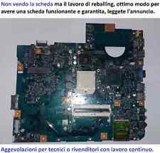 SCHEDA MADRE ACER ASPIRE 5542G - REBALLING GARANTITO € 64 E BASTA TUTTO INCLUSO