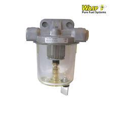 """Filtro olio per riscaldamento o serbatoio della caldaia 1/2"""" x 20unf (pg7) Chiaro Ciotola-VESPA w-15 Filtro"""