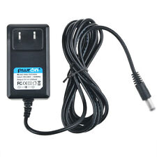 PwrON AC Adapter Charger for Toys Gadgets Phone DC 9V 1A 9W Power Supply Mains