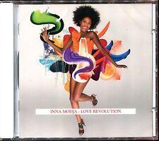 INNA MODJA - LOVE REVOLUTION (3 BONUS TRACKS) - CD ALBUM NEUF SOUS CELLO