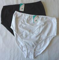Lot 2 culottes de Grossesse lingerie maternité slips coton taille T6 (XXL) neuf