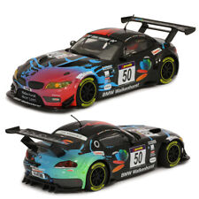 Scalextric Digital Chip Fitted Slot Car BMW Z4 Gt3 No50