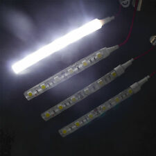 WOW - 4 X 10cm 6 SMD 5050 White LED Strip Lights Caravan Boat Car Waterproof 12V