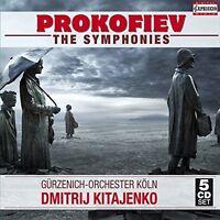 Prokofiev / Gurzenich Orchestra Cologne - Symphonies [New CD]