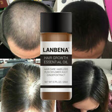 60ML HAIR GROWTH ESSENCE LANBENA FAST HAIR GROWTH NATURAL HAIR LOSS TREATMENT