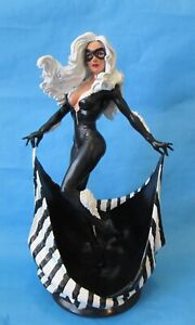 Black Cat Custom Figure Statue Sexy from Dagger Sideshow Commiquette One of Kind