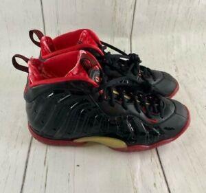 Nike Little Posite Foamposite One Vampire Dracula Halloween 846077-003 Size 6.5Y