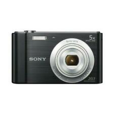 Sony Cyber-shot DSC-W800/B 20.1MP Super HAD CCD Digital Camera | Black