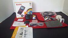 New in Box - Kodak Zx1  Pocket Camcorder  - Black - 04177455019