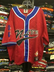 Negro League Baseball Museum Sz 5XL J-Head Jersey NLBM Vintage #994