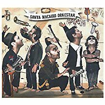 SANTA MACAIRO ORKESTAR - Paparazaï - CD Album