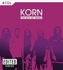 Box Set Series [Clean] [Best of, Collection] by Korn (4CD, Jan-2014, Legacy) NEW