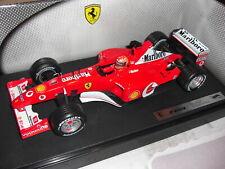 HW Ferrari F2002 M. Schumacher World Champion 2002 full livery 1/18