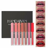 7PCS  Matte Vlevet Lip Gloss Liquid Lipstick Set Long Lasting Lip Tint Cosmetics
