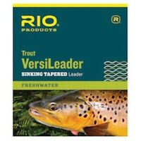 Rio Trout Versileader Sinking Tapered Leader 7ft 12lb 4ips - Fly Fishing