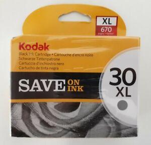 Kodak 30XL Ink Cartridge Black, Brand New