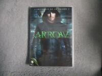 """COFFRET 5 DVD """"ARROW - SAISON 1"""""""